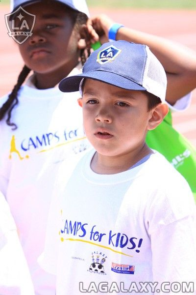 Camps for Kids sponsored by Farmers Insurance is a joint program of the Los Angeles Galaxy Foundation and The Home Depot Center Charitable Foundation that addresses childhood obesity by emphasizing the importance of exercise, health and nutrition. Th #Nutrition #Health #fitness