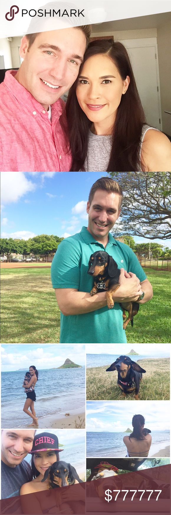 Meet your Posher Living the life in Hawaii, my two boys are my center of attention!  I'm new to Poshmark but absolutely loving it.  Let me know if I can answer any questions, and please know that I am always open to offers!  Happy Poshing! None Other