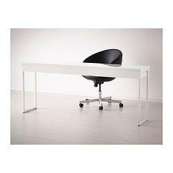 best burs bureau ultrabrillant blanc ikea - Sous Main Bureau Ikea