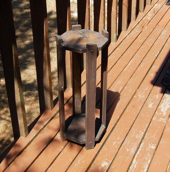 17 Best Ideas About Wooden Plant Stands On Pinterest