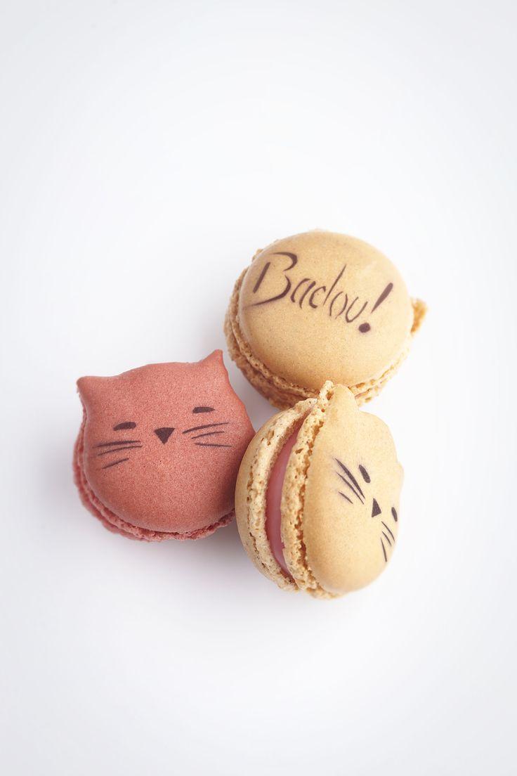Macaron Badou by Lenôtre
