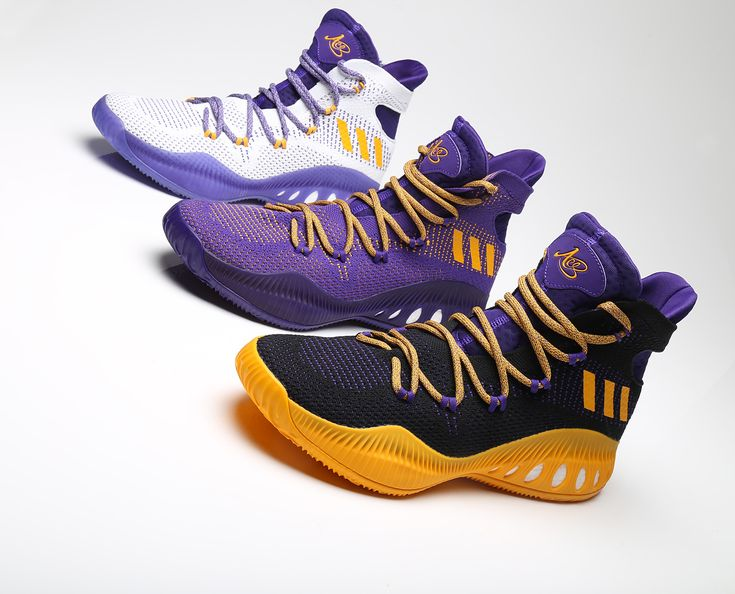 WNBA Finals MVP Candace Parker's Adidas Crazy Explosive PEs