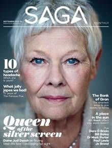 Looking for a little light (yet well informed) reading? A Saga magazine subscription gives you access to the bestselling magazine in the UK for over-50s, offering readers everything from light entertainment and amusing articles to expert advice and guidance on money, insurance and pensions. Join 790,000 readers with a Saga magazine subscription!