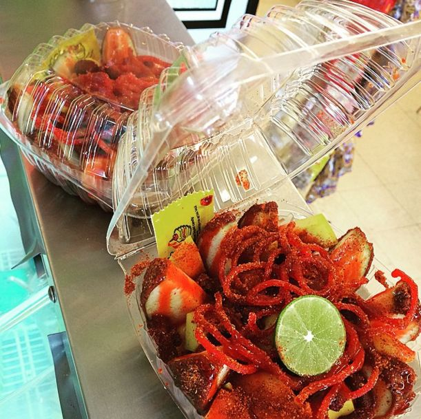 Warning: This post contains lots of CHAMOY!