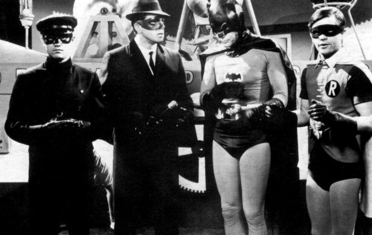 Bruce como Kato en la serie de televisión de Batman