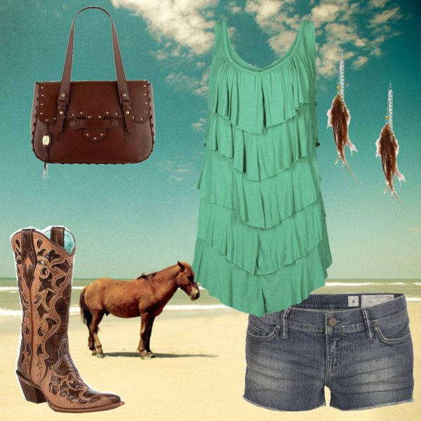 """""""These Boots"""" by blissful11 on Polyvore"""
