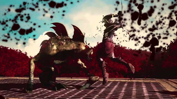 Shadow Of The Beast | TRAILER | #PlayStationPGW