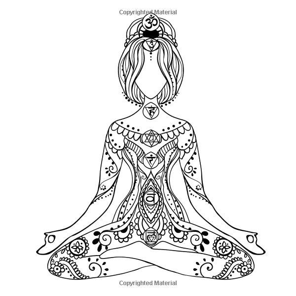 Adult Coloring Books (Zen Yoga) (Volume 1): Adult Coloring Books, Jojo Banks, Coloring Books for Grownups: 9781534683464: Amazon.com: Books