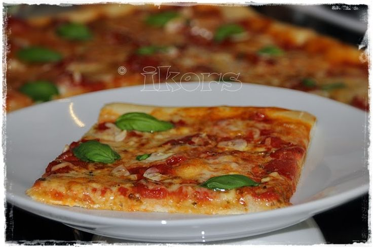 Pizza Marinara vom Zauberstein