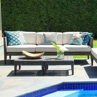 Aegean outdoor sofa - Online Store - Kristy Lee Interiors