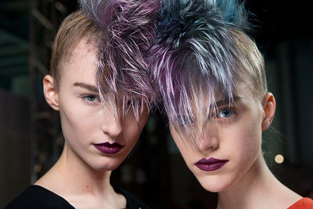 1000+ Ideas About Punk Rock Hairstyles On Pinterest