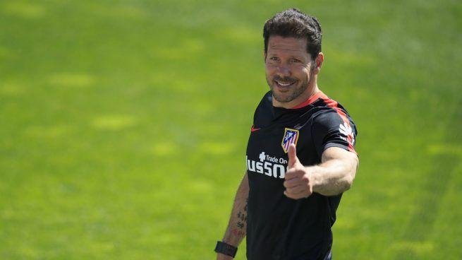 Simeone lo repite por activa y por pasiva: No me voy del Atlético