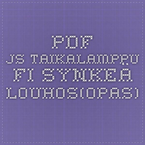 pdf.js Taikalamppu.fi Synkeä louhos(opas)