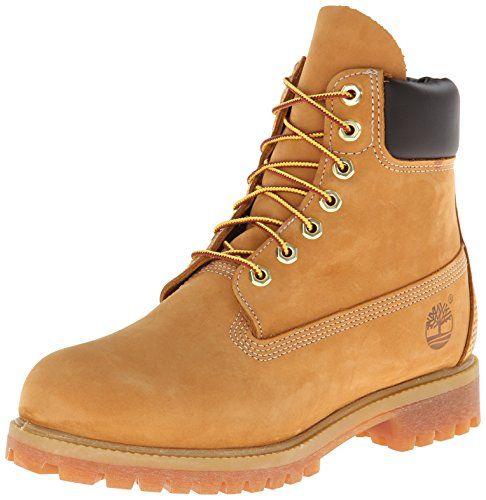 """Timberland Men's 10061 6"""" Premium Boot,Wheat,11 M - http://authenticboots.com/timberland-mens-10061-6-premium-bootwheat11-m/"""
