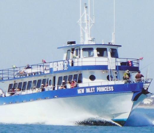 14 best travel images on pinterest michigan bucket for Deep sea fishing murrells inlet sc