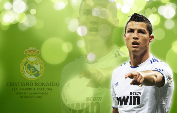 C Ronaldo From Real Madrid 2012-2013 HD Wallpapers