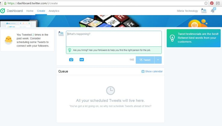 Twitter launches Twitter Dashboard App.