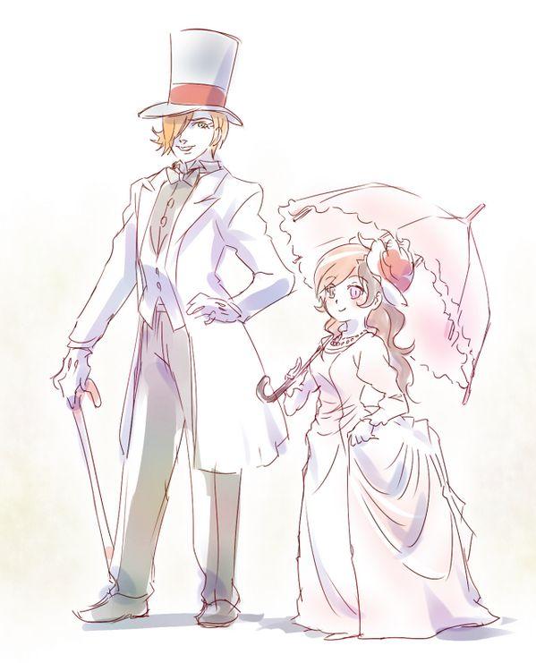 Roman and Neo