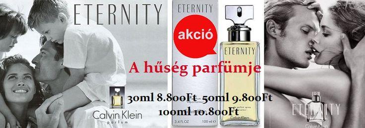 Calvin Klein Eternity női parfüm  Az Eternity a családi értékekhez való visszatérést tükrözi  http://www.parfumdivat.hu/parfumdivathazak/calvin-klein-eternity-noi-parfum.html
