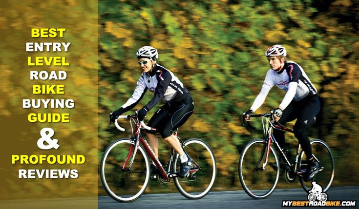 Are you looking for the best entry level road bike? Well if this is so, we have the most reputed bikes that verified for their outstanding performance for you.
