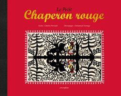 Le Petit Chaperon rouge, découpages E. Fornage - 9782878337471 - Circonflexe - couverture