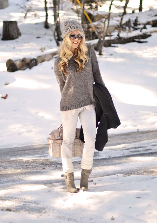 25  best ideas about Winter White on Pinterest | Women's white ...