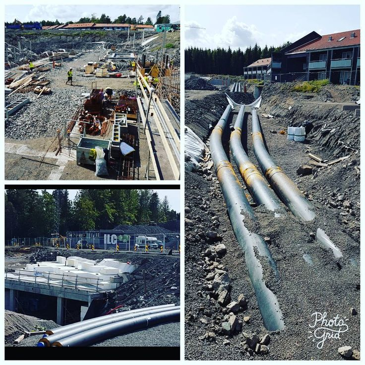 "521 Likes, 1 Comments - Oslofjord Property AS (@utbyggingb2020) on Instagram: ""Infrastruktur i utbyggingsprosjektet er noe av de viktigste som blir ivaretatt. Det legges i bakken…"""