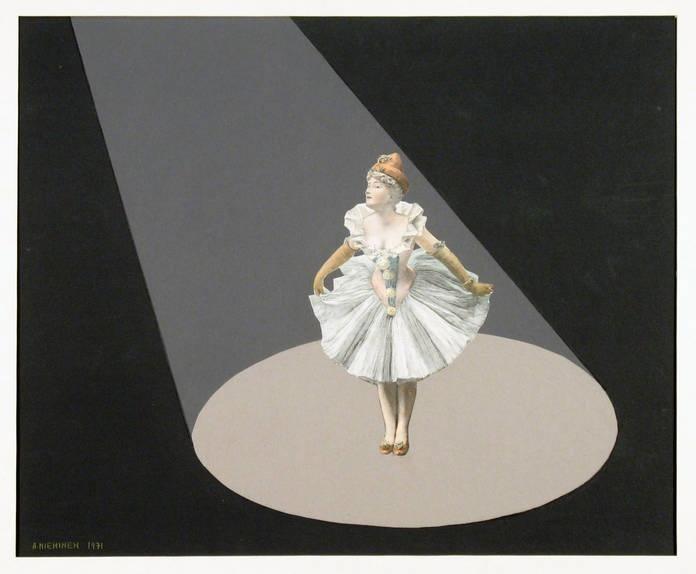 Antti Nieminen: Dancer, 1971