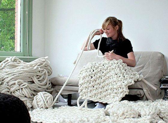 A soft world Made in Bettina Nagel