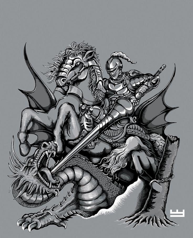 20 melhores imagens de tattoo s o jorge no pinterest ogum tattoo sao jorge e s o jorge guerreiro. Black Bedroom Furniture Sets. Home Design Ideas