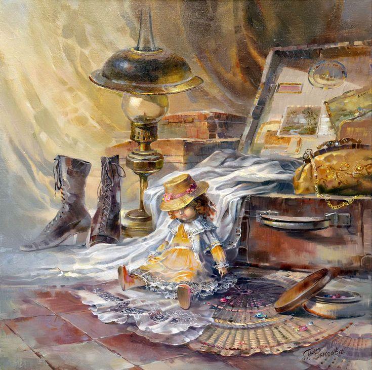 Всё питает душа... Художница Вьюгова Римма. Часть 2.. Обсуждение на LiveInternet - Российский Сервис Онлайн-Дневников