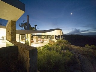 The Seidler House - Designed by the late architectural genius Harry Seidler