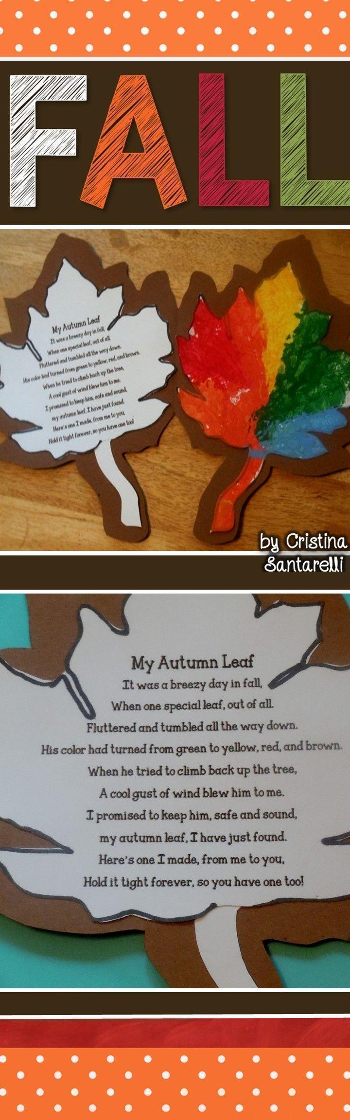 Fall craft!
