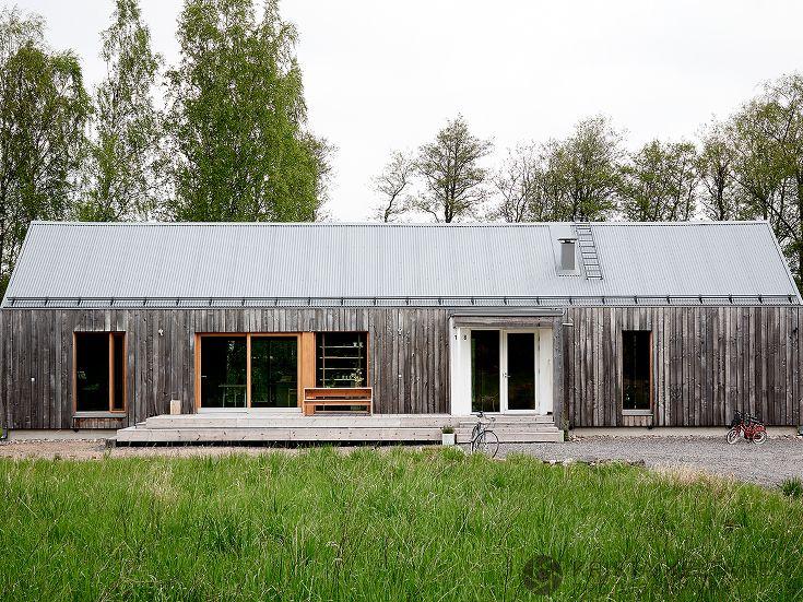 06 Mathias Nystrom Photo Krista Keltanen 04 Barn Style House Architecture House Architecture