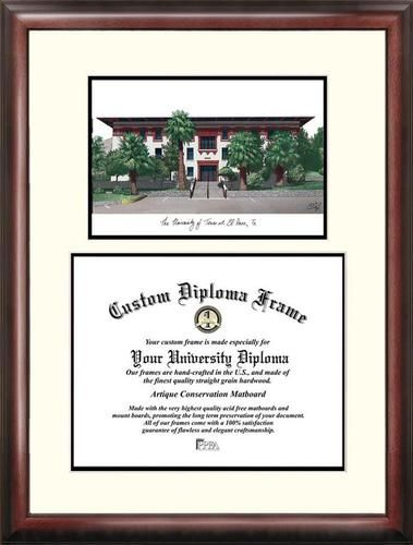 Columbia University Diploma Frame Lithograph | Frameswall.co