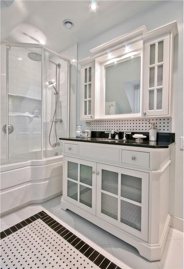 Traditional (Victorian Colonial) Bathroom by Victoria Shaw & 275 best Bathroom Design Ideas images on Pinterest   Bath room ... azcodes.com