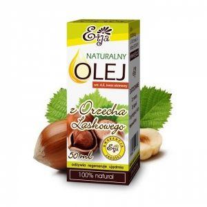 Olej z Orzecha Laskowego 50 ml tłoczony na zimno ETJA