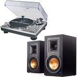 Diskon 57% untuk Klipsch R-15PM Powered Bluetooth Speakers & Audio-Technica ATLP120USB Turntable! Total biaya hanya Rp 9.324.805,27 (Kurs : Rp 13.900,00). Beli sekarang = https://jasaperantara.com/pembelianbarang/ebay/?number=1&calckodepos=15225&query=311683950477&quantity=1&jenis=bin&btnSubmit=Hitung , eBay = http://cgi.ebay.com/311683950477