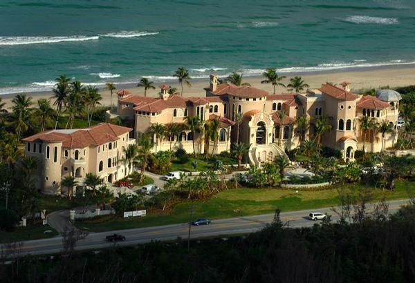 Mega Houses | Hutchinson Island Mega Mansion