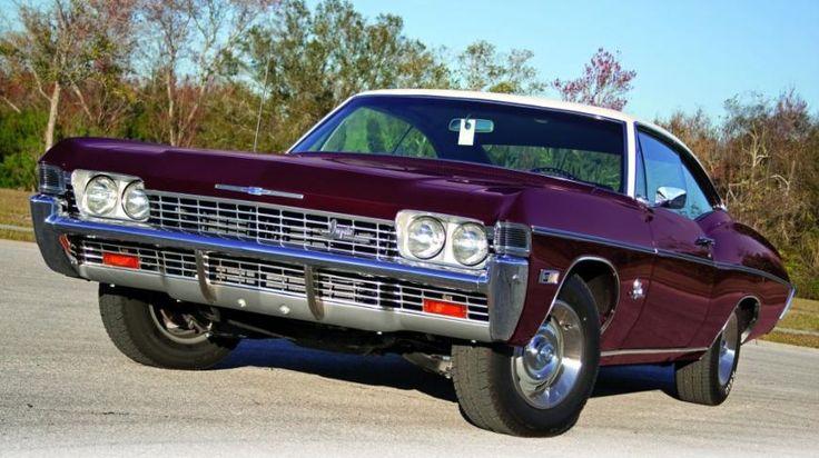Photo Courtesy: Matthew Litwin Small-Block Super Sport - 1968 Chevrolet Impala SS