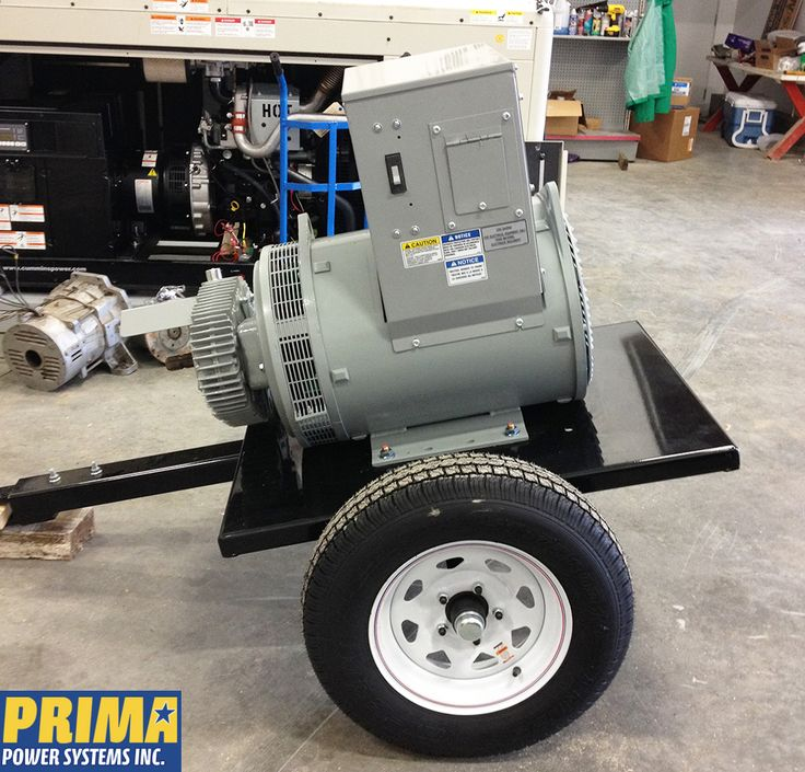 *SHOP SPECIAL* BRAND NEW 50 kW PTO #Generator 540 Rpm   120/240 single phase   Trailer inclusive ONLY $7499! Call Today for this GREAT DEAL - 604-791-1815