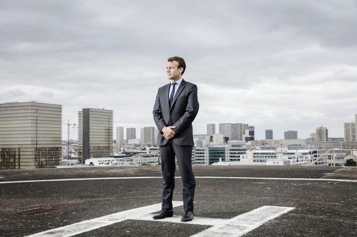 Emmanuel Macron, l'ascension fulgurante d'un homme pressé