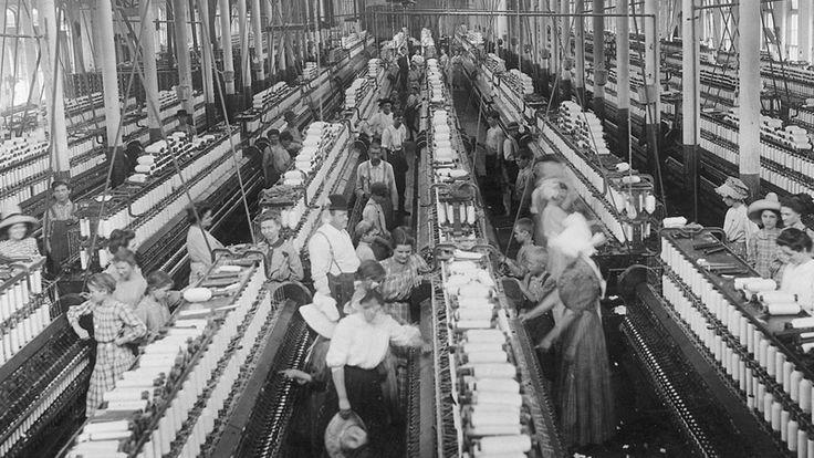 Sanayi Devrimi ve Hammadde Arayışları   Yolcu Misali