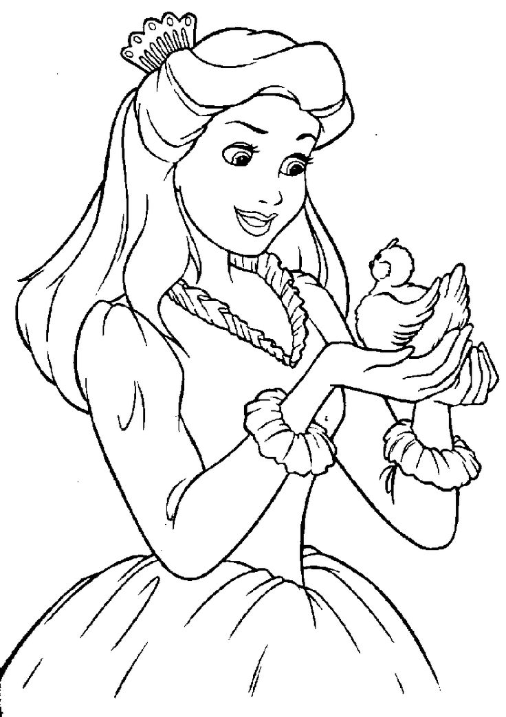 Best 25 Princess coloring pages ideas only on Pinterest Disney