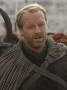 Ser Jorah Mormont photo
