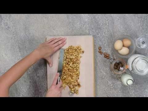 Rice Pudding Brulee with Salted Nut Praline - Tilda
