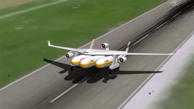 Ingenieros suizos han desarrollado un proyecto que busca adaptar el avión a otros medios de transporte.