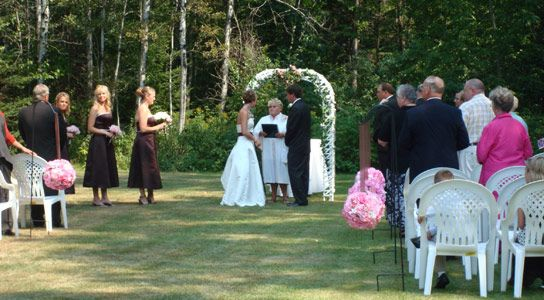 Banquets, Corporate Events and Weddings at Thunderbird Lodge