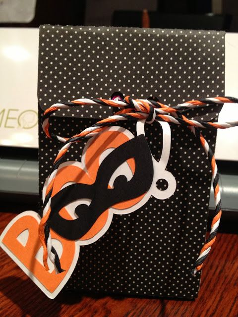 Cats On The Homestead: Halloween Treat Bags