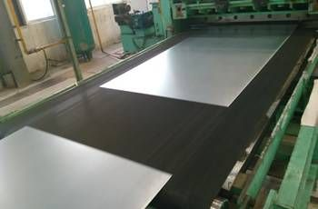 stainless steel sheet factory in China